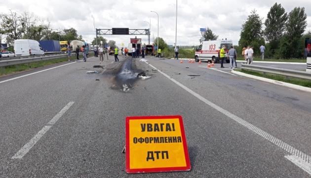 Маршрутка, що розбилася під Житомиром, виїхала в рейс несправною - ГПУ