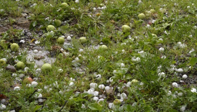 Weather forecasters warn of thunderstorms and hail in Ukraine's western regions