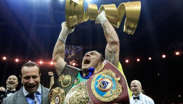 Usyk defeats Gassiev, holds all cruiserweight belts