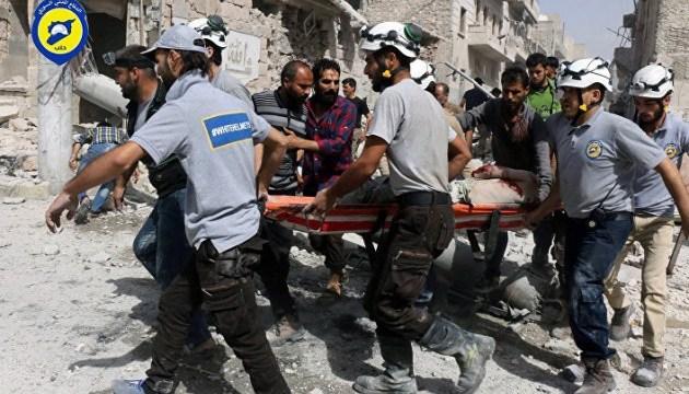 Ізраїль евакуював із Сирії 800 членів організації