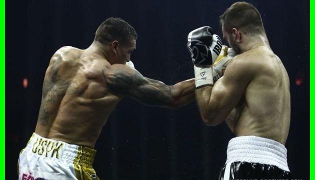 Бокс: Усик в три раза