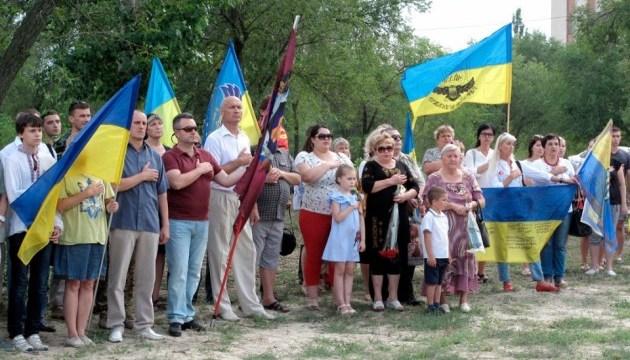 Порошенко привітав три міста Луганщини з четвертою річницею звільнення