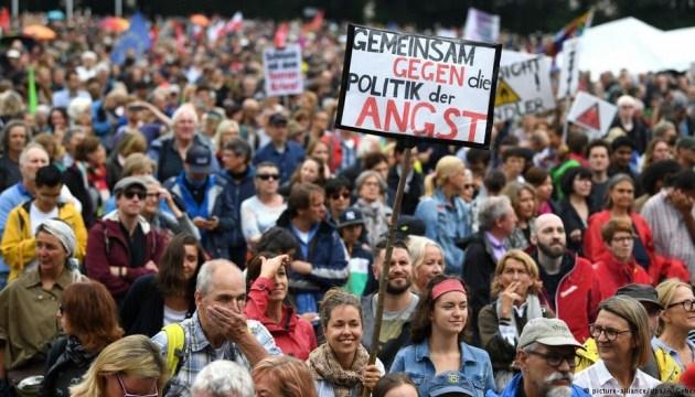 У Мюнхені пройшов марш проти
