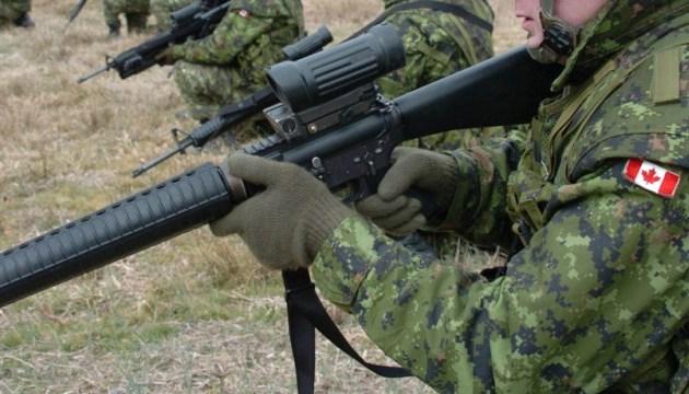 Україна придбає канадські снайперські гвинтівки - посол