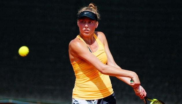 Теніс: Дема вийшла у четверте коло змагань чемпіонату Європи U-18