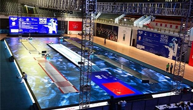 Определились первые призеры чемпионата мира по фехтованию в Китае