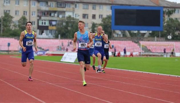 Чемпіонат України з легкої атлетики завершився із