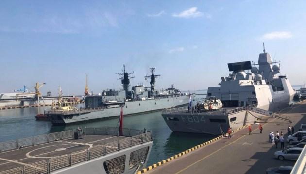 Boudewijn Boots: Russlands Vorgehen im Schwarzen Meer führte zum Forcieren der NATO-Kräfte