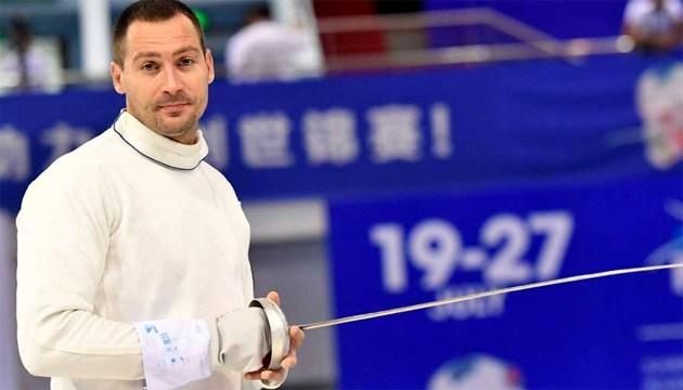 Двоє українських шпажистів вийшли у півфінал чемпіонату світу з фехтування