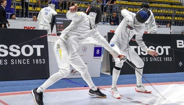 Фехтування: українці Нікішин та Свічкар стали бронзовими призерами чемпіонату світу