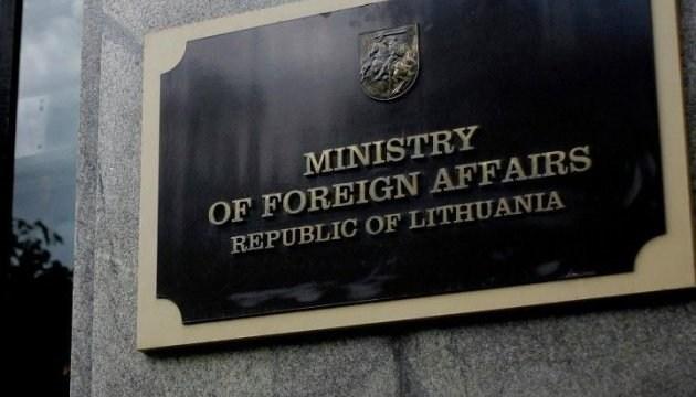 Справи на прокурорів і суддів: Литва звинувачує Росію в тиску