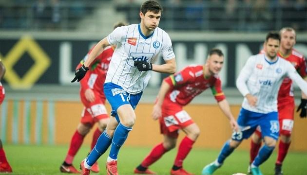 Футбол: Яремчук допоміг