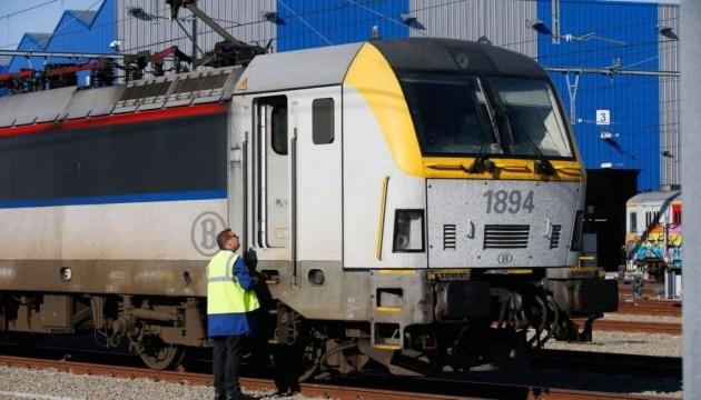 У Бельгії через крадіжку кабелю стався збій руху поїздів