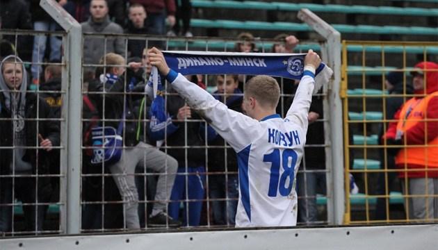 Футбол: мінське та київське
