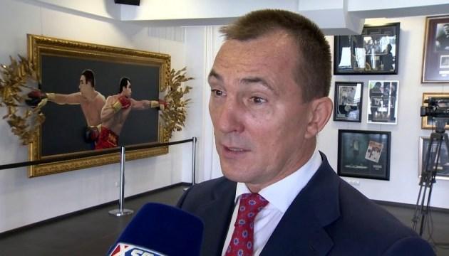 Президент ФБУ: Усик довів, що українська школа боксу - одна з кращих у світі