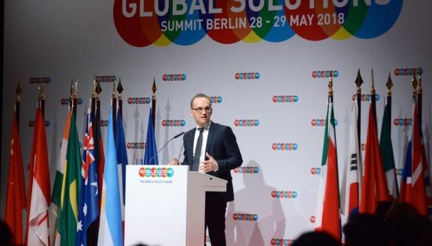Голова МЗС Німеччини цього тижня відвідає США