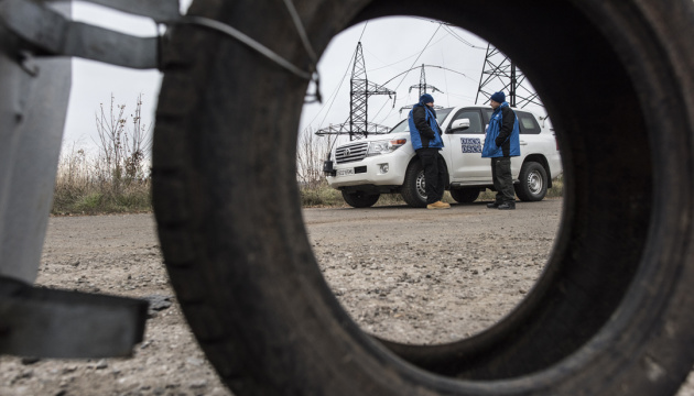 OSCE SMM recorded 88 ceasefire violations in Donbas over past weekend