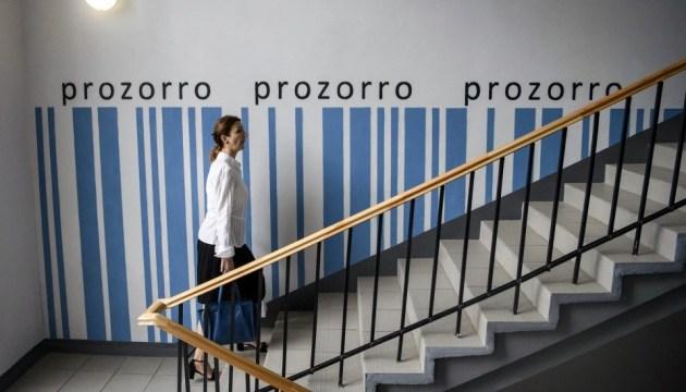 Дніпропетровщина – у трійці лідерів за обсягами закупівель у Prozorro