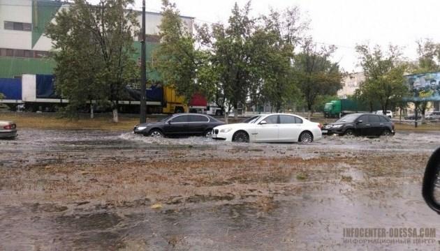 """Експерт пояснив, чому злива у Києві перетворилась на """"потоп"""""""