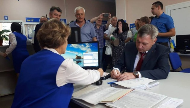 ЦНАП у Білокуракіному на Луганщині надаватиме 49 адмінпослуг