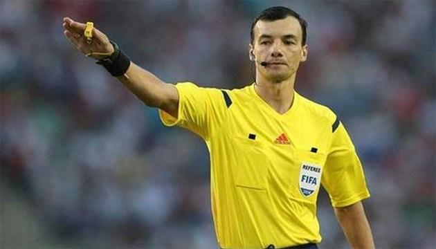 Лига Европы: украинцы Бойко и Арановский будут судить матчи 2 отборочного раунда