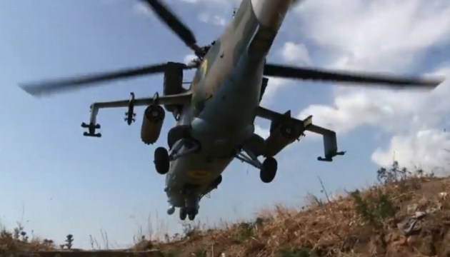 Ukrainian aircraft ready to respond to attacks from sea