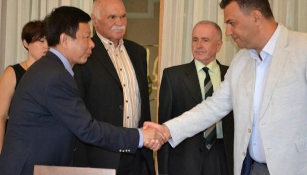 Китайська корпорація готова розвивати енергозберігаючі технології на Закарпатті