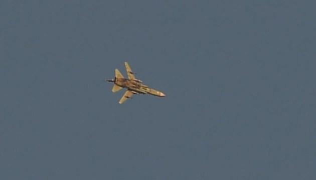Армія Ізраїлю збила сирійський винищувач за