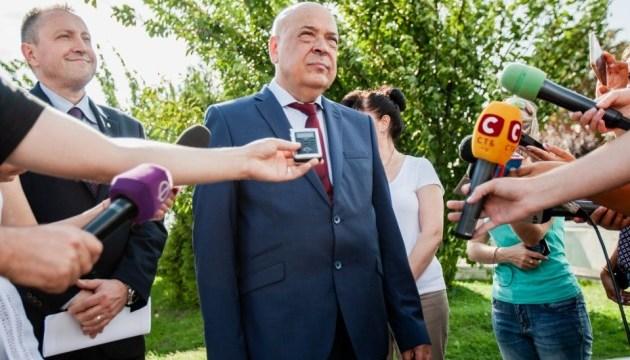 Москаль запевняє, що у справі мера Ужгорода немає криміналу
