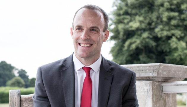 Британський міністр з питань Brexit: Я приймаю виклик щодо повної угоди