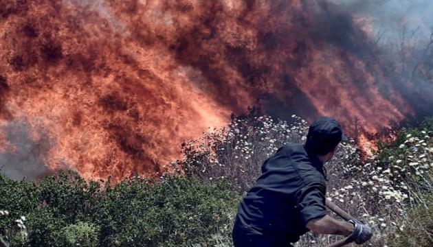 Кількість загиблих через пожежі в Греції зросла до 94