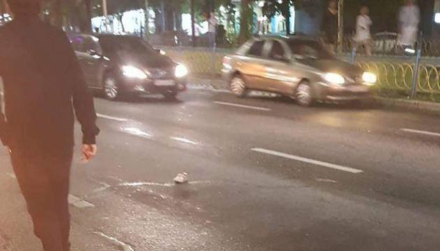У Києві водій на Hummer на смерть збив дитину і намагався втекти
