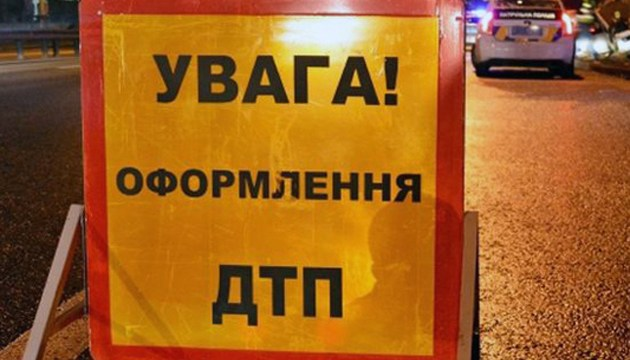 Number of road accidents in Ukraine drops by 10%