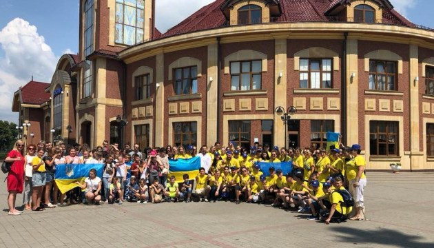 A hundred Ukrainian orphans, children of military to spend holidays in Croatia