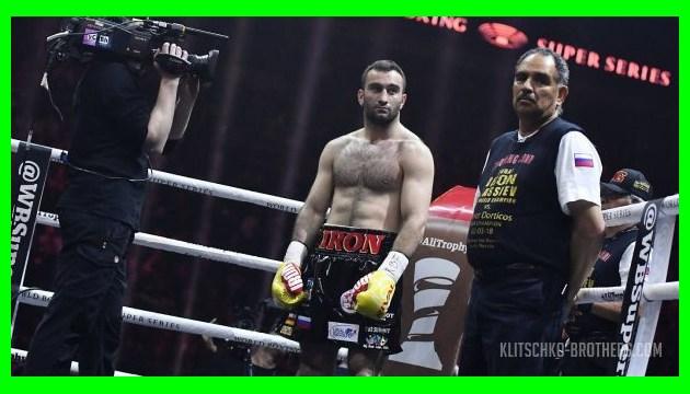 Гассиев: В контракте на бой с Усиком не было пункта о реванше
