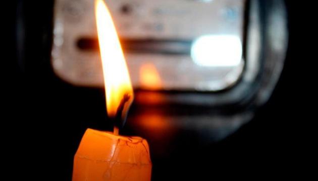 На Прикарпатье из-за непогоды без света остались 28 населенных пунктов