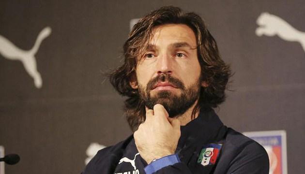Пірло увійде до тренерського штабу збірної Італії з футболу - ЗМІ
