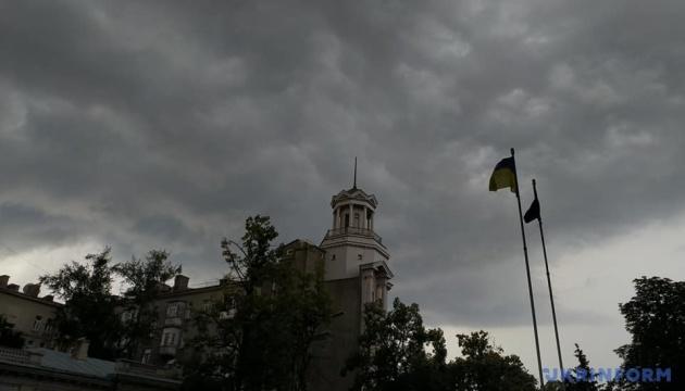 Київ сьогодні знову може затопити - на столицю іде гроза