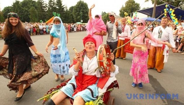 Коропський ярмарок кличе на сільський карнавал