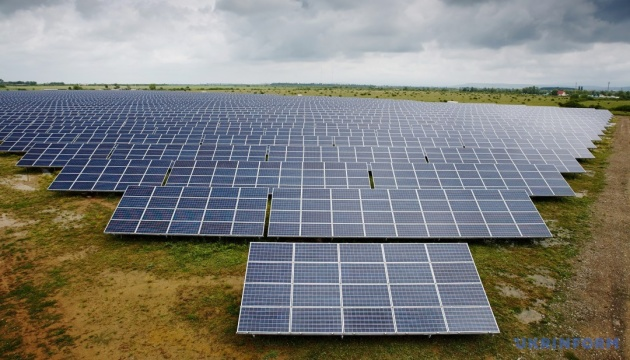 Solar power plant to be built in Zhytomyr – Zubko