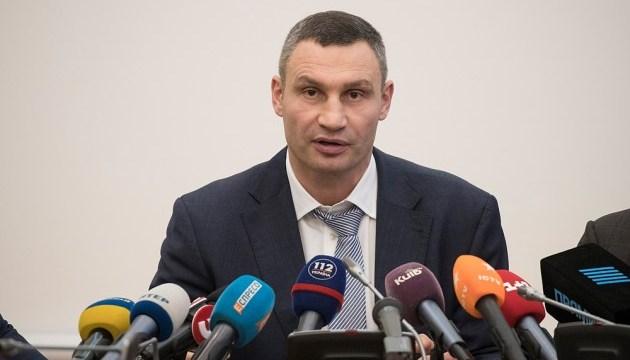 Кличко поручил откачивать воду помпами в подтопленных районах Киева