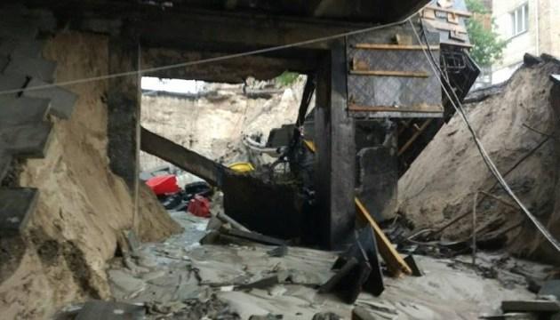 Как боролись с последствиями непогоды в Киеве