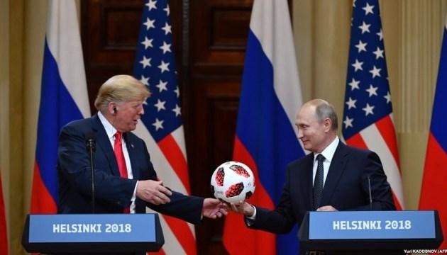 Трамп пригласил Путина посетить Вашингтон