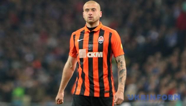 Ярослав Ракицький зіграв свій 200-й матч у складі