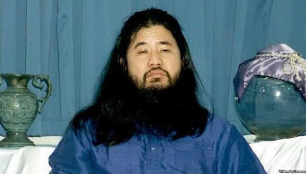 В Японии казнили еще шестерых членов секты