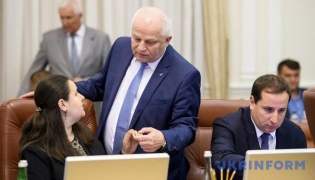 Кубів каже, що угода про ЗВТ з Ізраїлем - на фінальній стадії