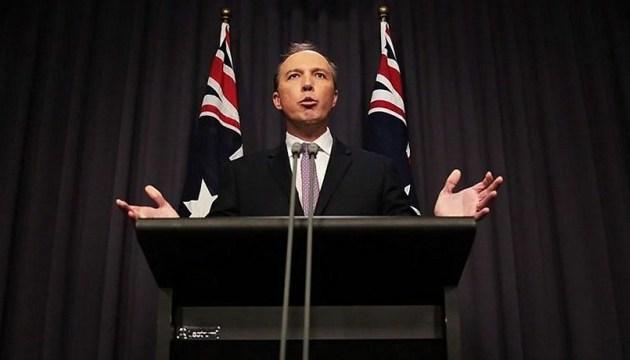 Министр внутренних дел Австралии заявляет о поддержке нового премьера