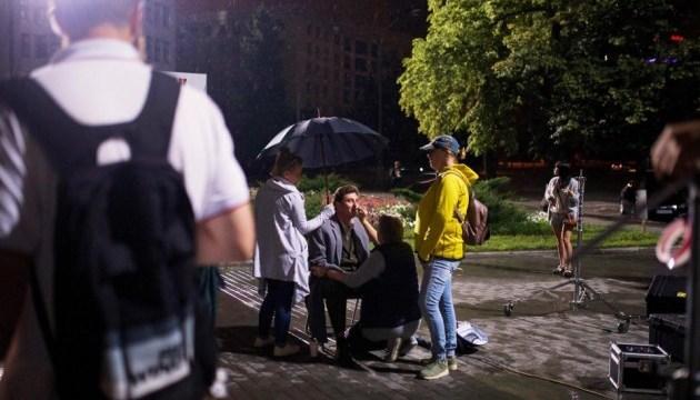 У Харкові знімають фільм про будинок