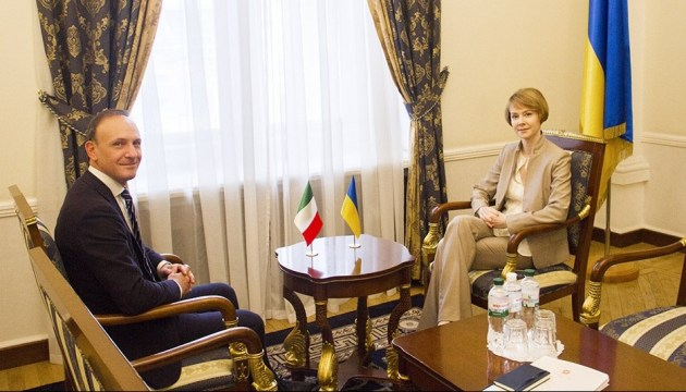 Italy's Foreign Ministry reaffirms support for Ukraine's sovereignty and territorial integrity