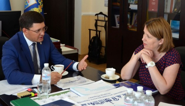 Мэр Мариуполя пожаловался послу Британии на логистический тупик